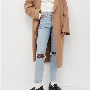 H&M Mom Ankle Jeans